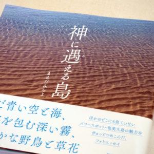 神に遇える島 (著:まえだみちよ 幻冬舎)